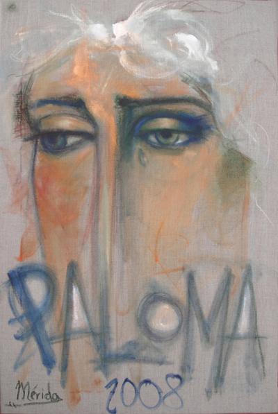 Cartel de La Paloma 2008