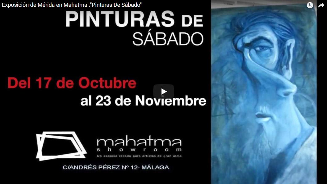 Exposición Pinturas De Sábado