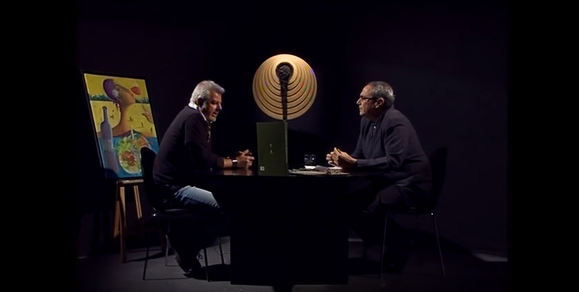 "Entrevista ""COSA DE DOS"""